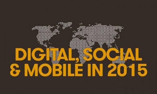 État des lieux 2015 : les réseaux sociaux en France et dans le monde