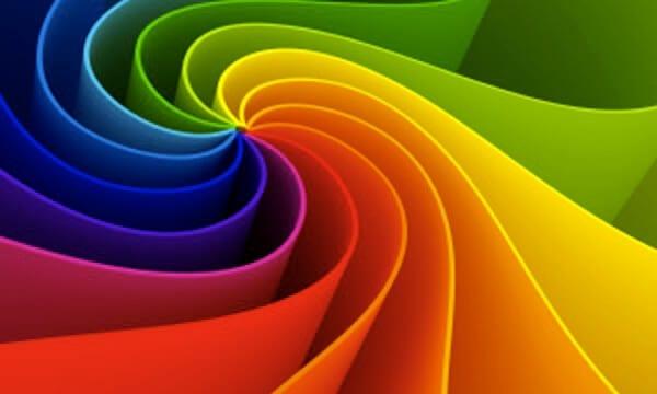 Infographie : Signification des couleurs